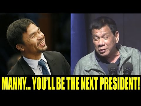 PRESIDENT DUTERTE JOKES AND POWERFUL MESSAGE AT SEN  MANNY PACQUIAO BIRTHDAY CELEBRATION