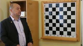 Урок шахмат № 3. Шахматная нотация.