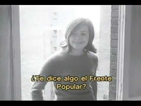 """Masculino- femenino"" Jean luc Godard (1966)"