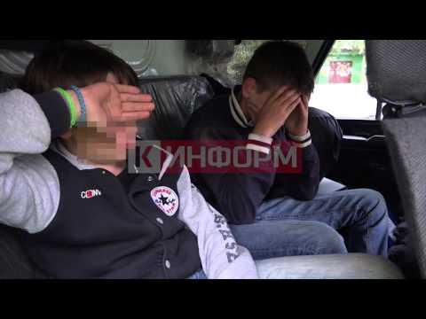 школота расправилась с авто в Нижневартовске