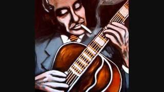 Django Reinhardt - Jersey Bounce - Rome, 04or05. 1950