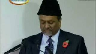 Welcome Address - Baitul Afiyat Mosque Inaugral Reception