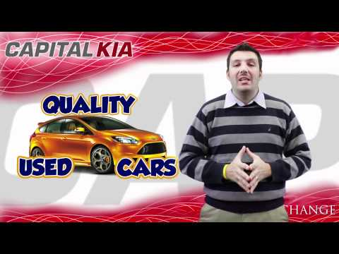 Looking for a USED CAR in PRINCE ALBERT? - Capital KIA