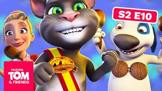 Talking Tom and Friends - Happy Town | Season 2 Episode 10 thumbnail