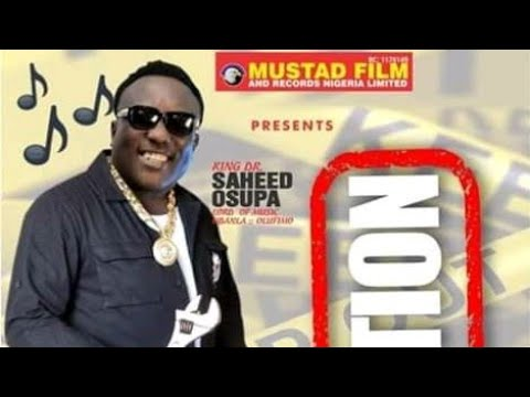 Download C CAUTION LATEST ALBUM OF KING SAHEED OSUPA PLS.SUBSCRIBE GBEDU TV CHANNEL