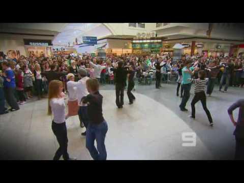 West Australian Ballet flashmob experience compilation
