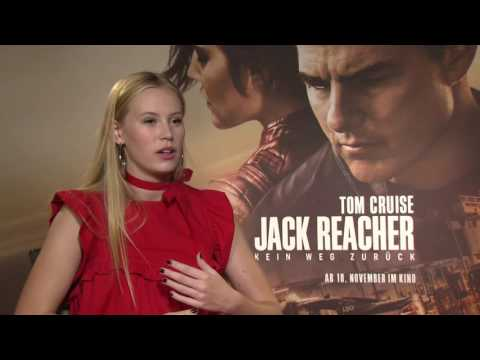 Exclusive: Danika Yarosh on Tom Cruise