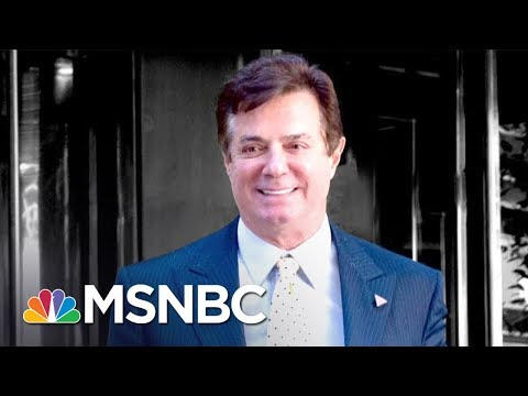 FBI Raid On Paul Manafort A 'Gangster Move' By Robert Mueller | The 11th Hour | MSNBC