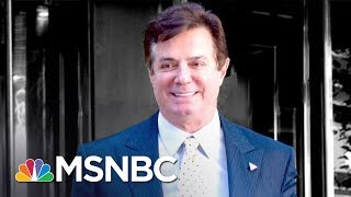 FBI Raid On Paul Manafort A 'Gangster Move' By Robert Mueller | The 11th Hour | MSNBC 2017 Video