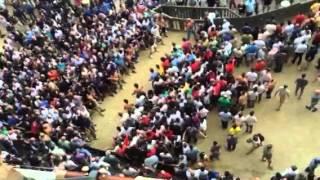Palio di Siena 2015 e rissa finale thumbnail