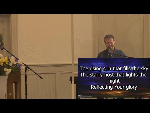 Caledonia Congregational Church Live Stream - July 18, 2021