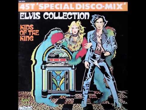 KIDS OF THE KING - Presley boulevard  1978