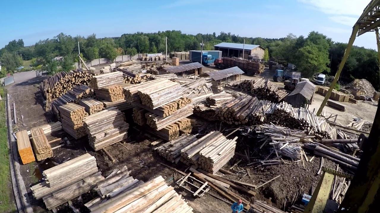 Download Ukraine Sawmill Video