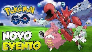 EVENTO DAS EVOLUÇÕES! - Pokémon Go | PokeNews