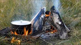 Рыбалка с ночевкой Река Припять раки уха шашлыки