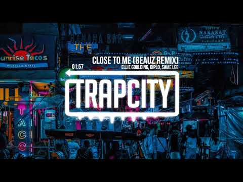 Ellie Goulding, Diplo, Swae Lee - Close To Me (BEAUZ Remix)