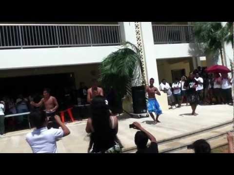 JFK Guam Activity