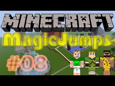 Let's Play Minecraft Adventure-Maps [Deutsch/HD] - MagicJumps #8