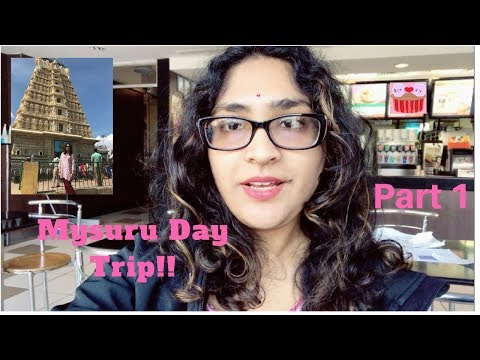 Findian's First Time In India! Mysore Day Trip-Tips ,Tricks & Temples!
