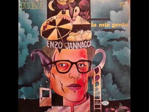 Enzo Jannacci - La mia gente - LP lato 1