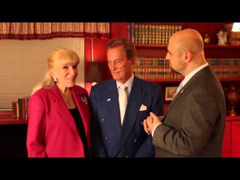 Robert Stearns Interviews Pat and Shirley Boone