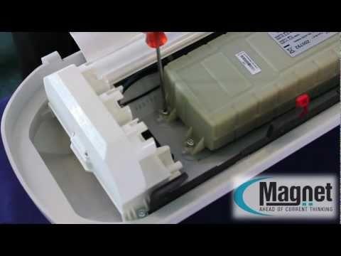 Magnet - Appleton ATX Light Fitting