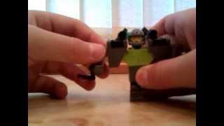 как сделать крутого робота из лего