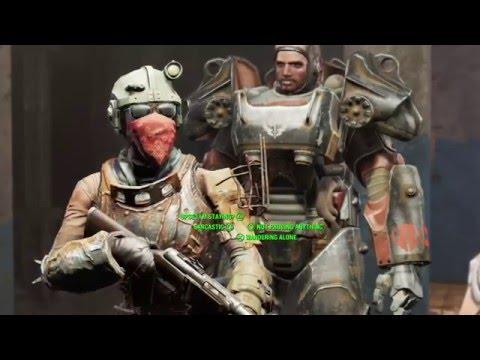 Semper Fi: Fallout 4