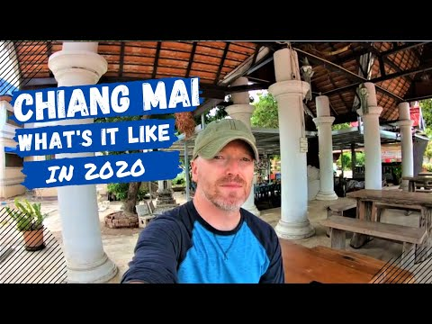 Living In Chiang Mai 2020 | Life Under Partial Lockdown