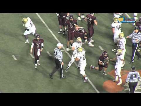 2013 Oklahoma Class 3A Football State Final - Kingfisher Vs. Blanchard