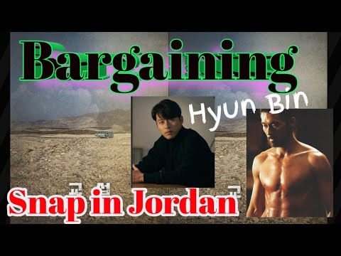 Hyun Bin❤️BARGAIN Glimpse😍Jordan Site from YouTube · Duration:  3 minutes 33 seconds