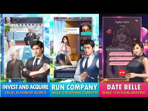 Crazy Rich Man Android Gameplay