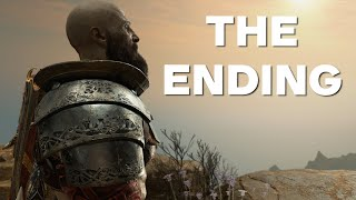 God of War - The Ending (SPOILERS)
