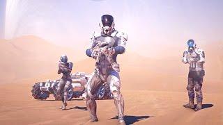 MASS EFFECT ANDROMEDA — Инопланетное безумие! (60 FPS)