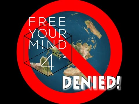 My breakdown of Free Your Mind Conference 4 (Flat Earth dismissal)