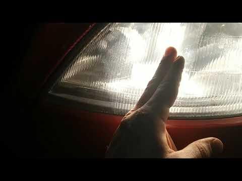 Мерседес А класс выключатель света