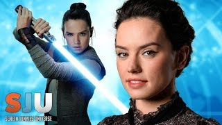 Will Daisy Ridley Quit Star Wars After Episode 9? - SJU