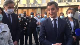 Gérald Darmanin assure un contrat de sécurité intégrée entre Arles et l'Etat
