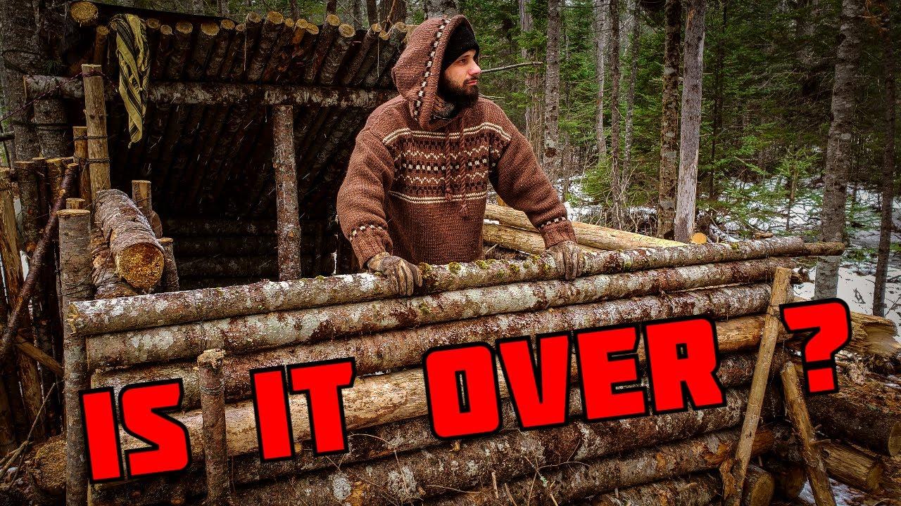 Bushcraft Survival Camp