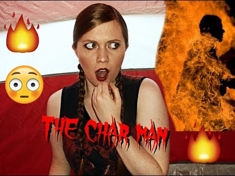🔥 THE CHAR MAN | Scary Urban Legend 🔥