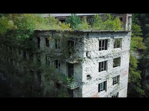 ГОРОД-ПРИЗРАК АКАРМАРА ИЛИ АБХАЗКАЯ ПРИПЯТЬ / GHOST TOWN AKARMARA IN ABKHAZIA