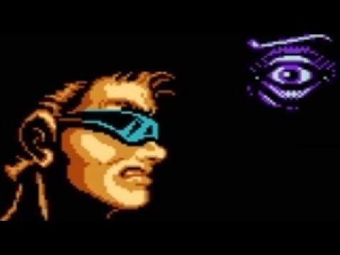 Street Fighter 2010: The Final Fight (NES) Playthrough - NintendoComplete