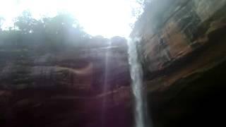 Parque Nacional Amboró - Cascada Jardin de las Delicias