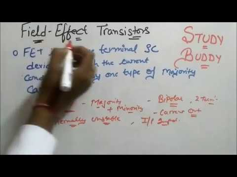 Field Effect Transistor - Detailed Introduction
