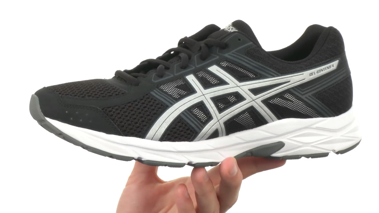 ASICS GEL-Contend 4 SKU 8800389 - YouTube 2b52b1837b5d