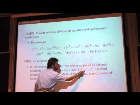On a new algorithm for computing hyperexponential solutions ... Part 1
