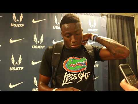 Grant Holloway On Why He's Returning To Florida