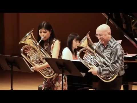 Carmen Fantasy for 2 Euphoniums and Piano
