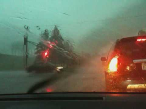 June 25, 2010 Severe Storm in Saint Paul, Mn