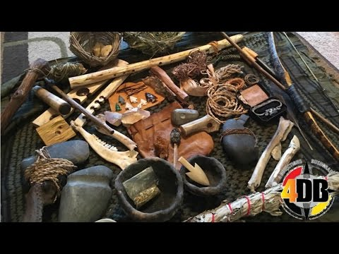 The Art of Primitive Survival Skills